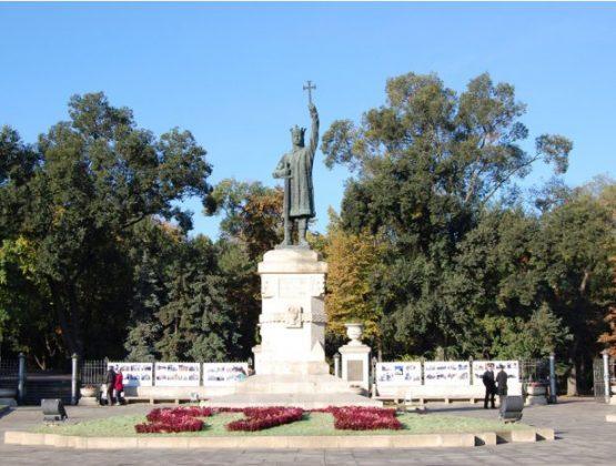 В Молдове почтили память господаря Штефана Великого