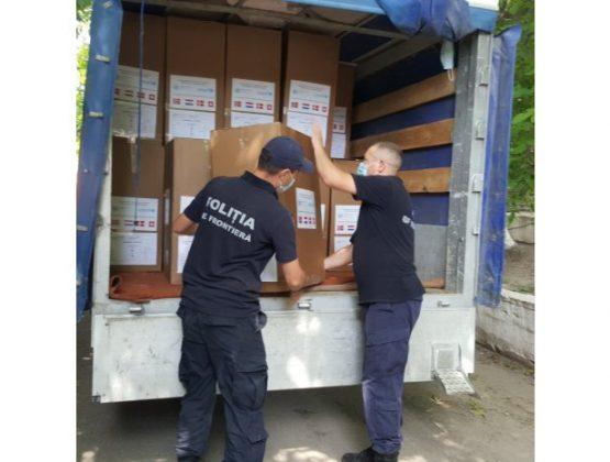 Пограничная полиция получила помощь от ООН для борьбы с COVID-19