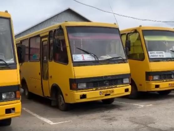 С пятницы  возобновится общественный транспорт по городу
