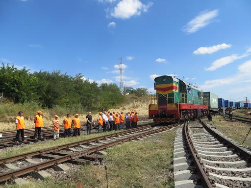 Вниманию водителей! Перекрыт участок железнодорожного переезда в Кагульском районе