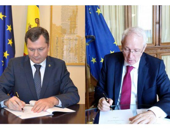 Молдова и Банк развития Совета Европы подписали кредит на 70 млн евро