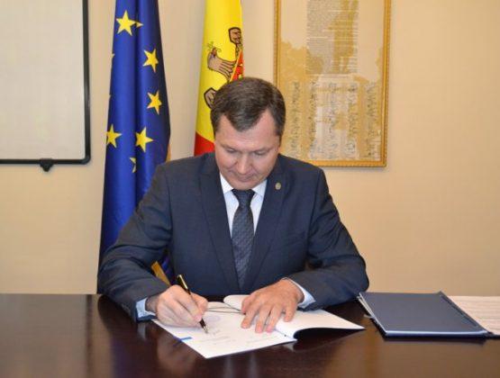Подписано соглашение на 10 млн лей по проекту водоснабжения Кагульского района