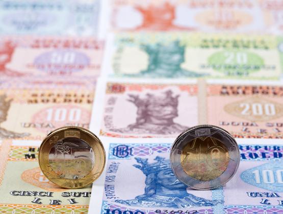Госдолг Молдовы увеличился на 8,35 млрд леев за 8 месяцев 2020 года