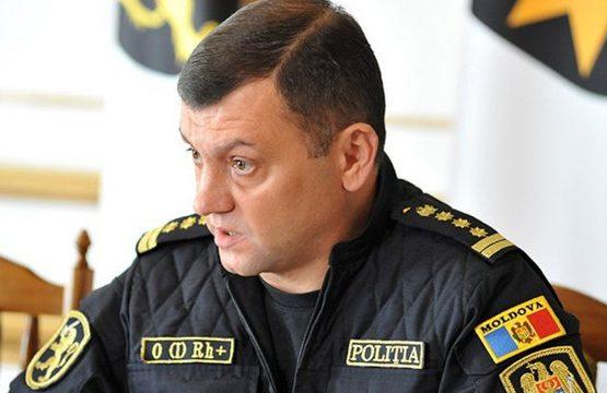 Глава пограничной полиции Корнелиу Гроза подал в отставку