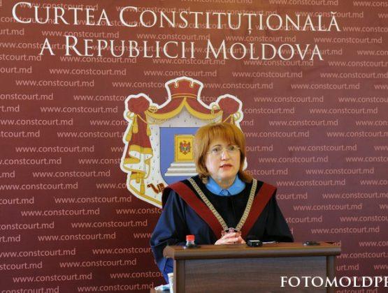 КС назвал неконституционным закон о функционировании языков на территории Республики Молдова