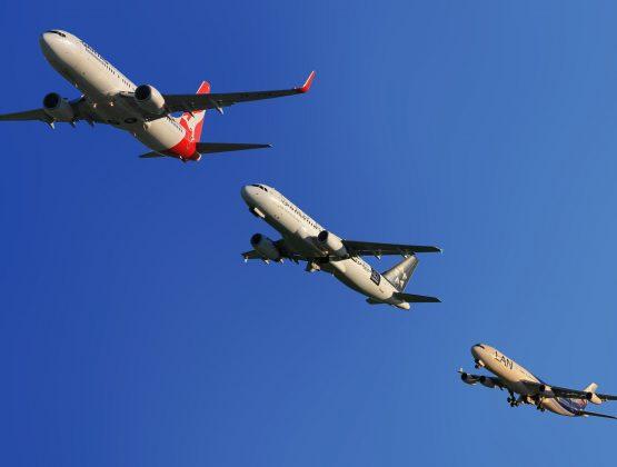 В 2020 году авиаперевозки в Молдове упали более чем на 75%