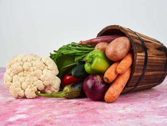 В Молдове за последний месяц выросли цены на свежие овощи