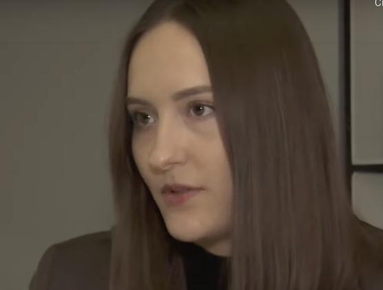 В Дании студентка из Молдовы защитила дипломную работу на тему кражи миллиарда