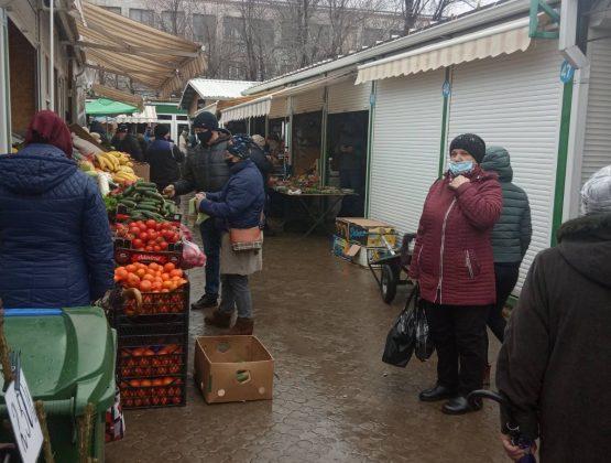 Покупки к Великому Посту: цены на овощи не изменились