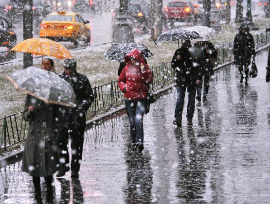 Погода нас не балует. Какие показатели температур ожидают нас к концу недели