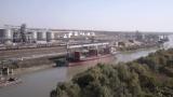 Вокруг порта Джурджулешть вновь назревает скандал