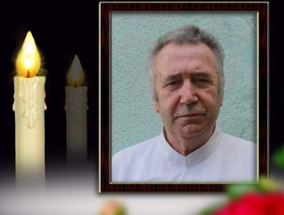 Еще один медработник из Кагула умер от осложнений Covid-19