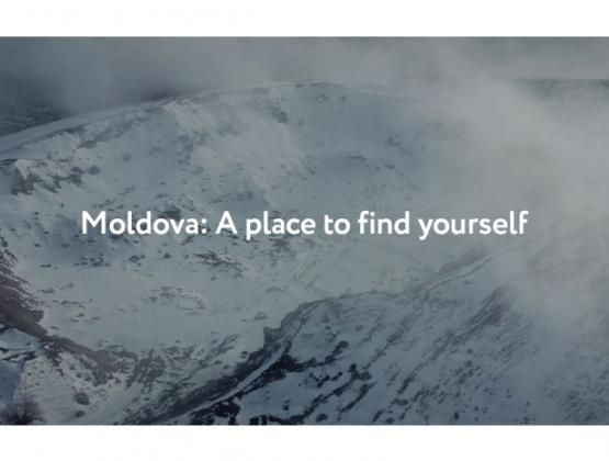 Стартовала новая кампания по продвижению Республики Молдова на туристической карте мира