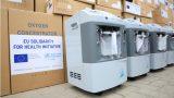 ЕС и ВОЗ передали Приднестровскому региону современное медицинское оборудование