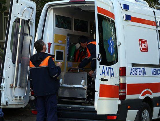 За последние неделю февраля, врачи скорой помощи обработали 16 тыс. обращении