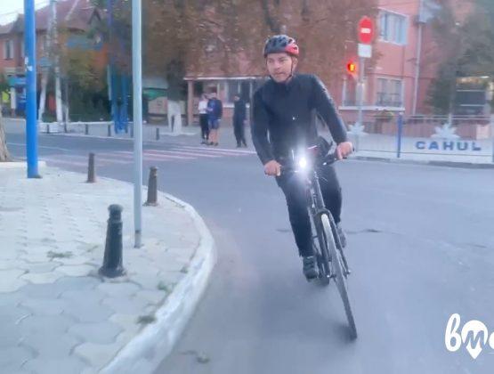 Пандемия не проблема для велосипеда!