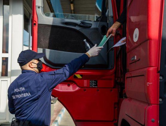 Грузовик с фальшивым техпаспортом задержан на таможне: за рулем оказался житель Вулканешт