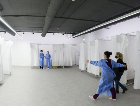 В Румынии откроют центр вакцинации, который будет работать нон-стоп