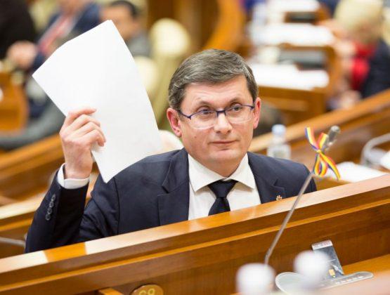 Кандидат в премьеры Игорь Гросу представил «ЗДОРОВУЮ МОЛДОВУ»