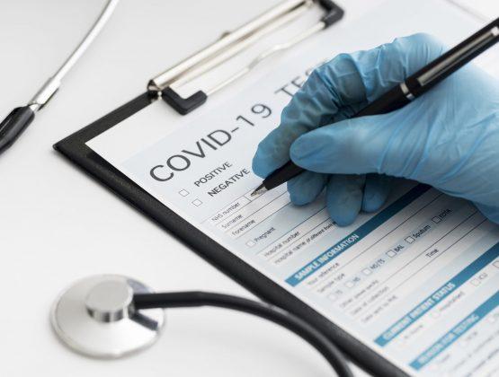 С сегодняшнего дня стало обязательным предоставление  отрицательного теста на Covid-19, при везде в страну