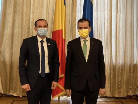 Муниципия Кахул пользуется поддержкой Румынии