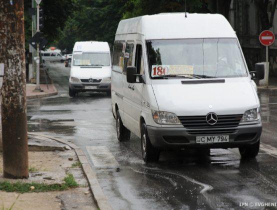 С 2014 года количество микроавтобусов на муниципальных маршрутах сократилось более чем в 5 раз