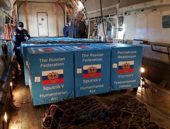 Вторая партия вакцины Sputnik прибудет в Молдову завтра