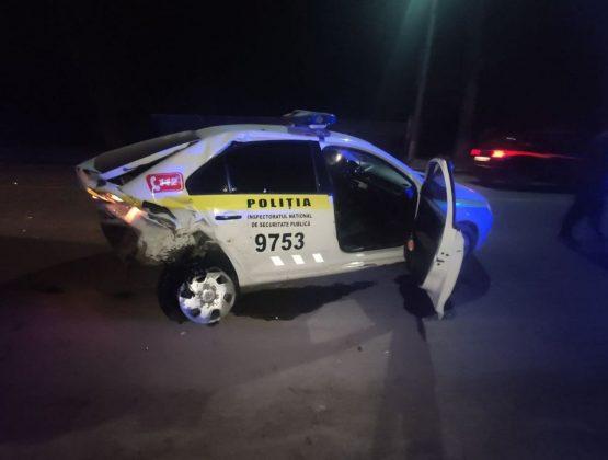 Четыре сотрудника полиции пострадали в результате ДТП /ФОТО