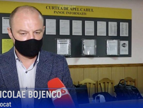 Судьи Апелляционной палаты Кагула нарушают закон и противоэпидемиологические меры: Адвокаты Илана Шора вызвали полицию / VIDEO