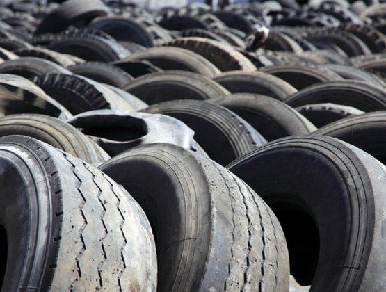 Единственная фабрика по переработке изношенных шин в Молдове