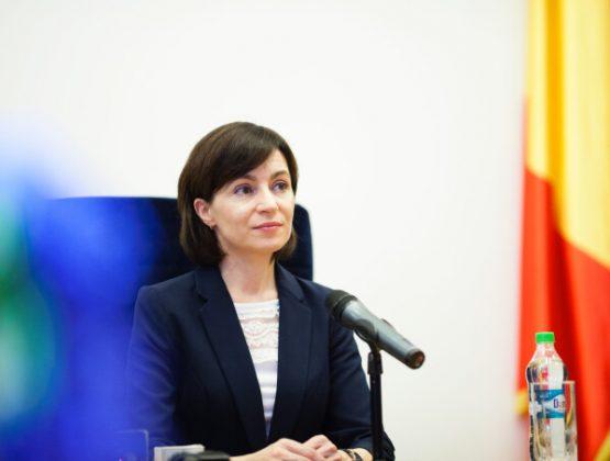 Санду: Я открыта для визита в Россию, хочу говорить о конкретных проблемах