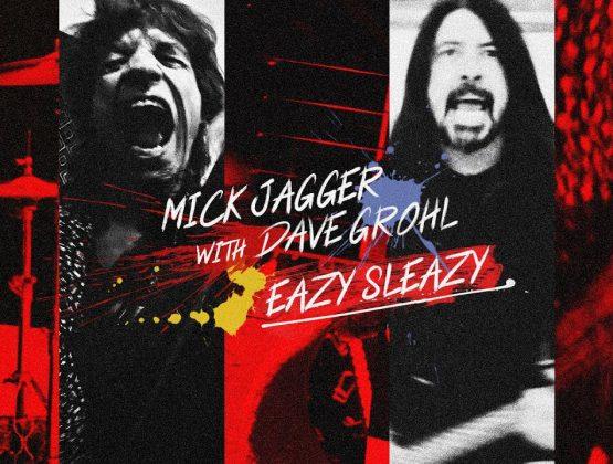 Мик Джаггер и бывший барабанщик Nirvana объединили усилия для создания гимна пандемии