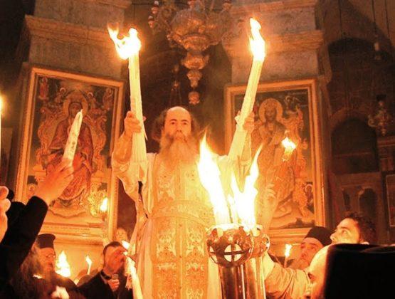 Пандемия все еще диктует новые правила. За благодатным огнем в Израиль отправится один церковнослужитель