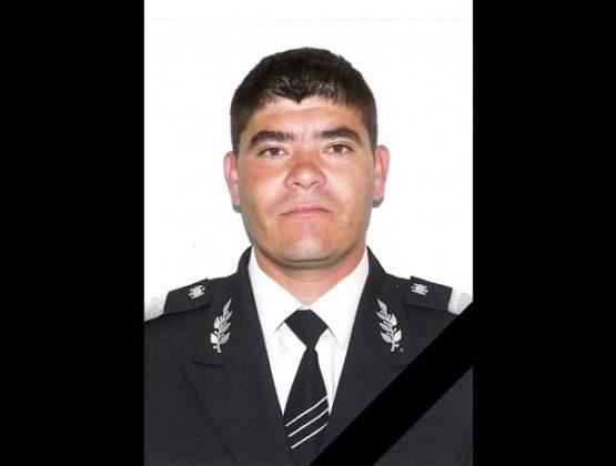 Полицейский из Кагульского района погиб от осложнении вызванными Ковид. Ему было 34 года