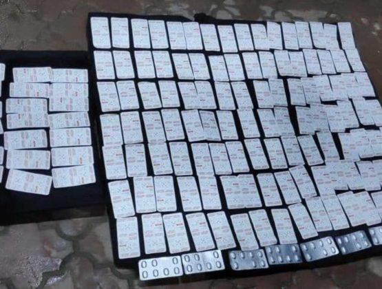На границе задержан член ОПГ с наркотиками на миллион леев