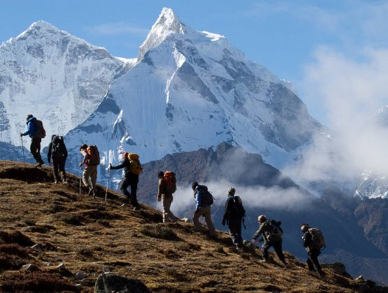 Группа спортсменов-любителей из Молдовы впервые совершит восхождение на гору в Непале