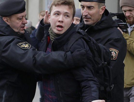 Задержанный в Беларуссии Роман Протасевич записал видео ,, Даю признательные показания,,