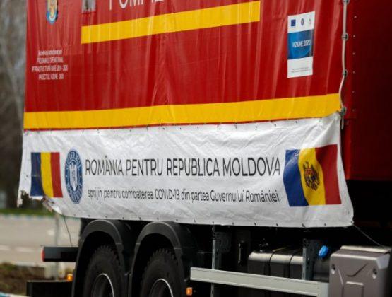 Румыния передаст Молдове еще сто тысяч доз вакцины