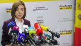Благодаря прессе на власти оказывается давление и меняются судьбы, Майя Санду