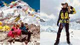 Исторический момент: Первая женщина из Молдовы покорила самую высокую гору в мире —  Эверест