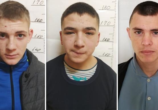 Трое подростков сбежали из тюрьмы в муниципии Кишинев. Один из них был осужден за изнасилование.