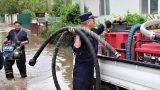 Десятки домашних хозяйств пострадали из-за дождей по всей территорий Молдовы