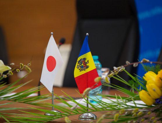 Япония предоставит Молдове грант в размере 15 млн. евро