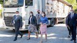 Германия передала Молдове помощь для борьбы с COVID-19 на 10 млн евро