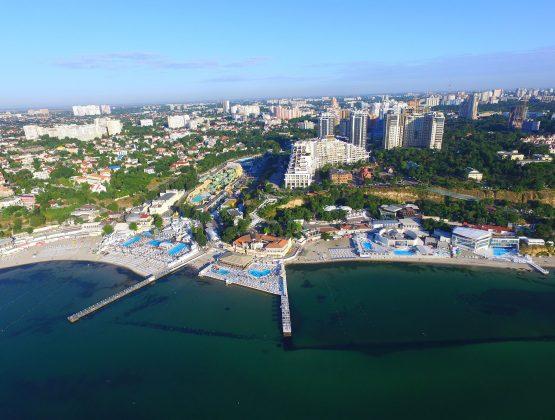 Пляжи Одессы не готовы в полной мере принимать отдыхающих