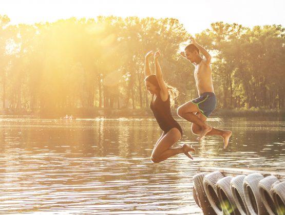 Купаться в молдавских озерах не безопасно