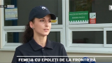 Дарья Бондарева — Женщина в погонах на границе