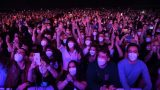 В Молдове на мероприятиях на открытом воздухе маски обязательны