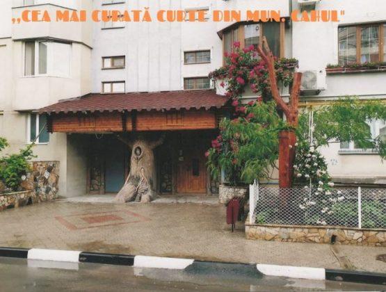 Выбраны победители конкурса на самый чистый двор города Кагул