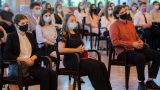 Президент Молдовы вручила почетные дипломы лучшим выпускникам лицеев